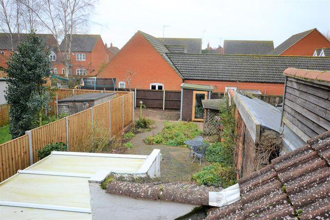 Rear Garden of Church Crofts, Manor Road, Dersingham, King's Lynn PE31