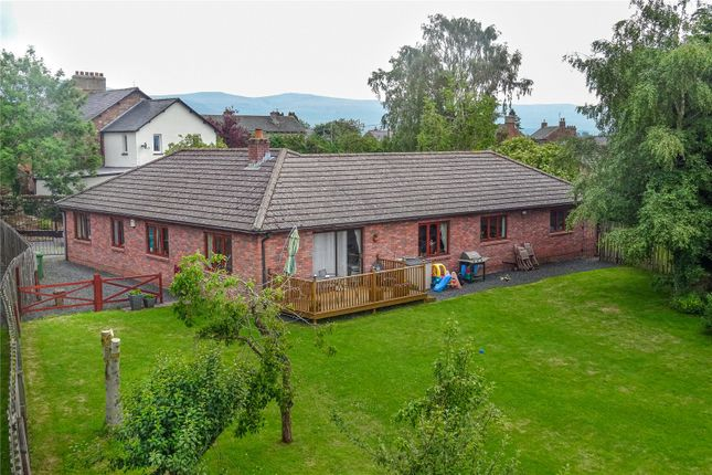 Thumbnail Detached bungalow for sale in The Paddock, Culgaith, Penrith, Cumbria