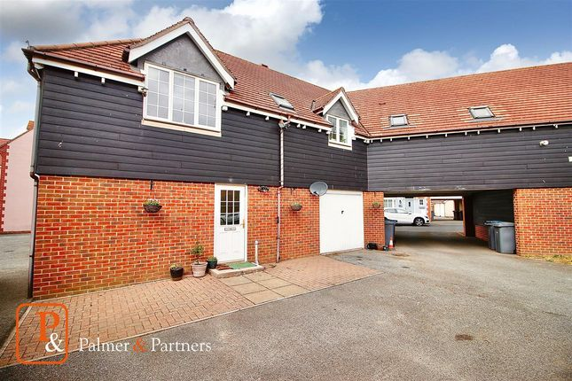 2 bed flat for sale in Pepper Place, Kesgrave, Ipswich IP5