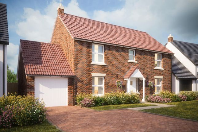 Thumbnail Detached house for sale in The Amos, Hatterswood, Tanhouse Lane, Yate, Bristol