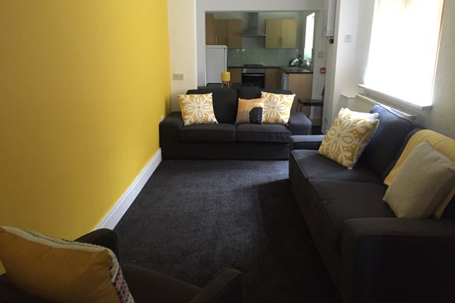 Thumbnail Terraced house to rent in Woodlands Road, Middlesbrough