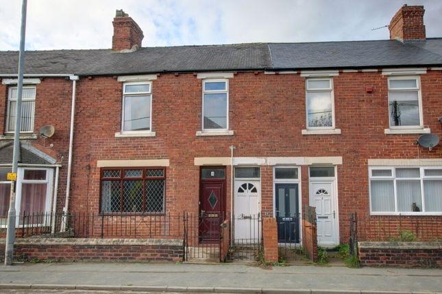 3 bed flat for sale in South Burn Terrace, New Herrington, Houghton Le Spring DH4