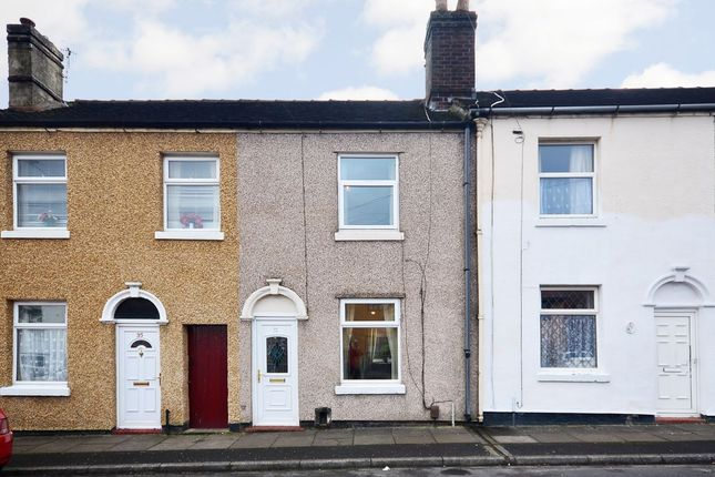 Thumbnail Terraced house for sale in Standard Street, Fenton