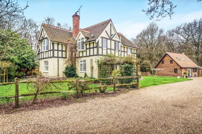 Thumbnail Equestrian property for sale in Roffey Park, Forest Road, Horsham, West Sussex