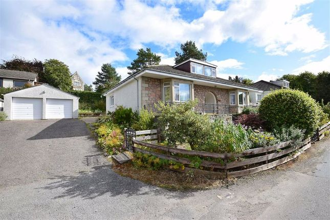 Thumbnail Detached house for sale in Dunstaffanage Brae, Grantown-On-Spey