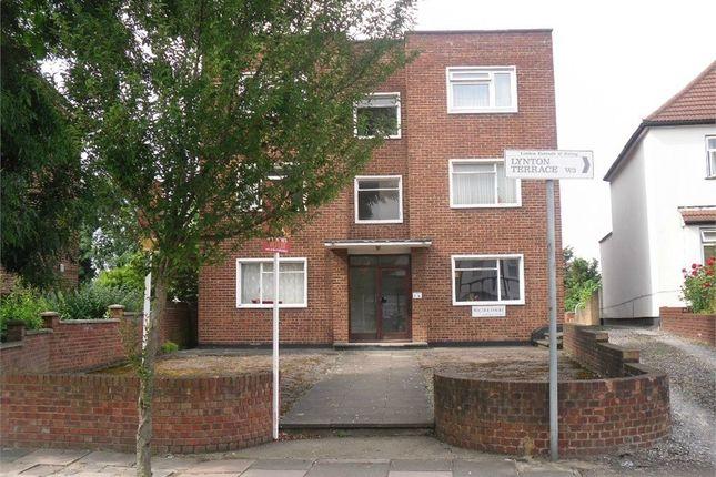 Thumbnail Flat to rent in Lynton Terrace, London