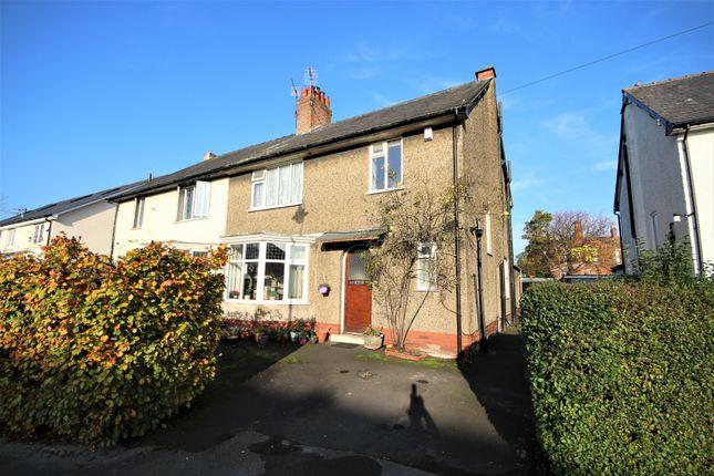 Thumbnail Semi-detached house for sale in Victoria Road, Preston
