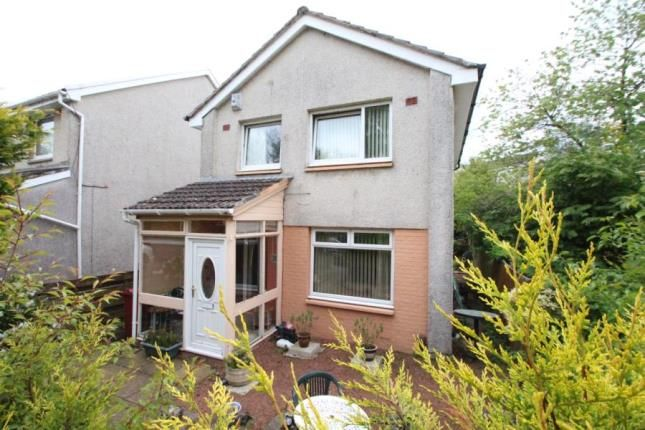 Thumbnail Detached house for sale in Forth Crescent, Mossneuk, East Kilbride
