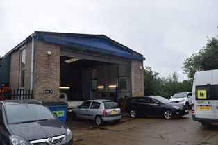 Thumbnail Industrial to let in Pavilion Road, Aldershot
