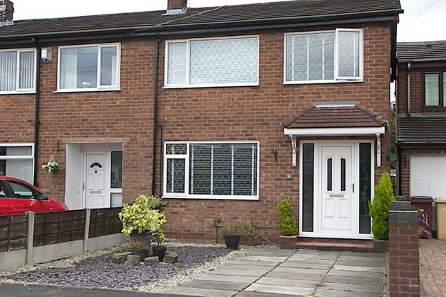 Thumbnail Town house to rent in Ribble Drive, Bolton