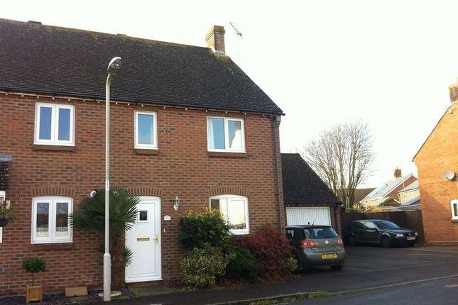 3 bed terraced house to rent in Yalbury Lane, Crossways, Dorchester, Dorset