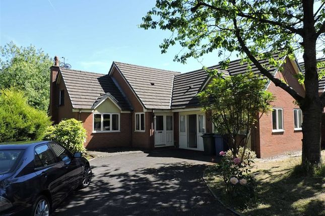 Thumbnail Detached house for sale in Laund Hey View, Haslingden, Lancashire