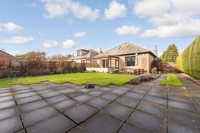 Thumbnail Detached bungalow for sale in 31 Duddingston View, Edinburgh