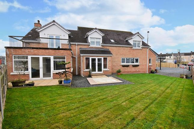 5 bed detached house for sale in Birks Road, Cleator Moor CA25