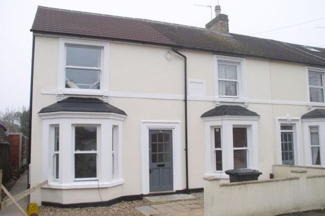 Thumbnail Semi-detached house to rent in Strode Street, Egham