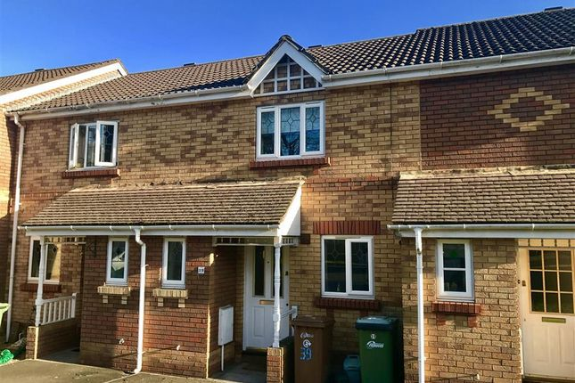 Thumbnail Property to rent in Rowland Drive, Castle View, Caerphilly