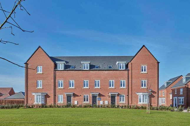 """Thumbnail Terraced house for sale in """"Durnford"""" at Sir Williams Lane, Aylsham, Norwich"""