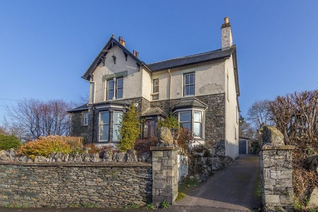 Thumbnail Detached house for sale in Sunnybank House, Princes Road, Windermere