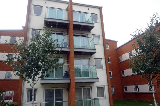 Thumbnail Flat to rent in Fore Hamlet, Ipswich