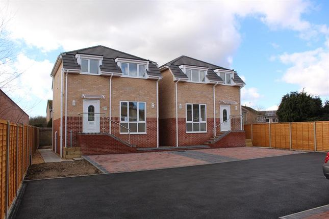 Thumbnail Detached house for sale in Blandford Road, Hamworthy, Poole, Dorset