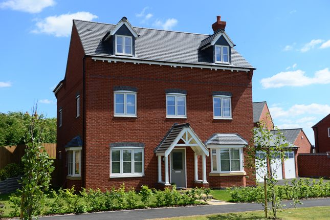 Thumbnail Detached house for sale in Coventry Road, Rugby