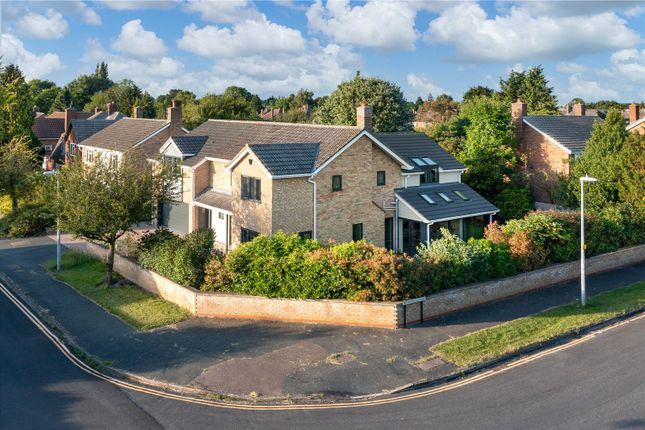 Thumbnail Detached house for sale in Almoners Avenue, Cambridge
