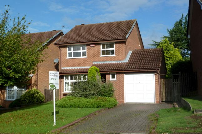 Thumbnail Detached house for sale in Bowood End, Sutton Coldfield