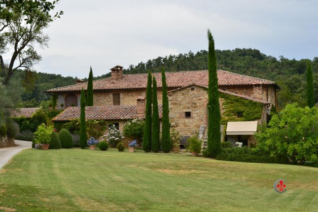 Facade of Montefollonico, Torrita di Siena, Tuscany, Italy