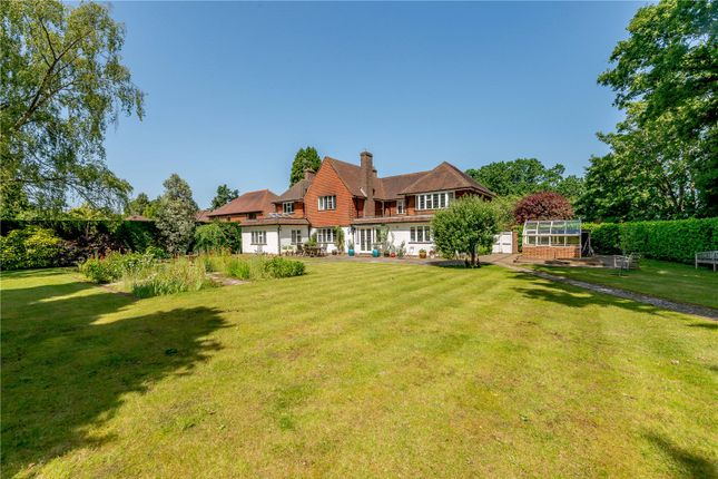 Thumbnail Detached house for sale in The Drive, Godalming, Surrey
