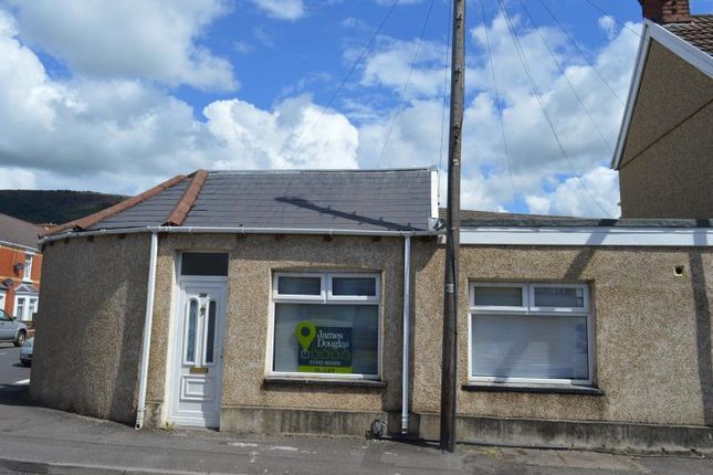 Thumbnail Semi-detached bungalow to rent in Corporation Road, Port Talbot, Wales, Uk