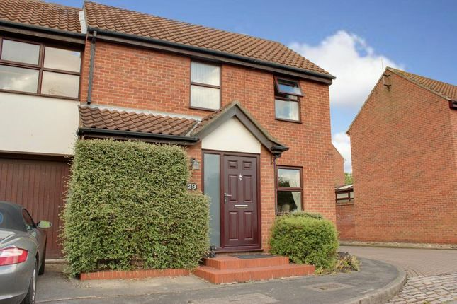 Thumbnail End terrace house to rent in Waltham Court, Beverley