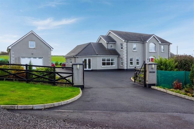 Thumbnail Detached house for sale in Gracehill Road, Armoy, Ballymoney, County Antrim