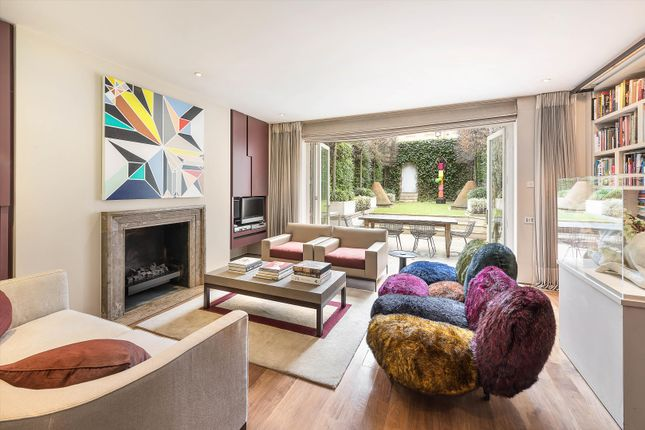Thumbnail Terraced house for sale in Chester Street, Belgravia, London