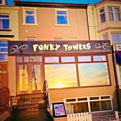 Thumbnail Hotel/guest house to let in Funky Towers Hotel, 297 Promenade, Blackpool, Lancashire