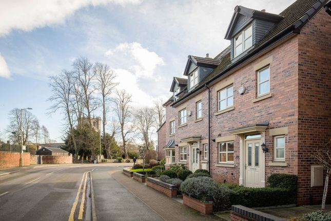 Thumbnail Semi-detached house for sale in Welsh Walls, Oswestry