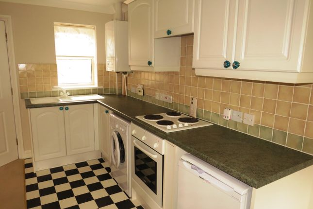 Thumbnail Flat to rent in Eastgate, Sleaford