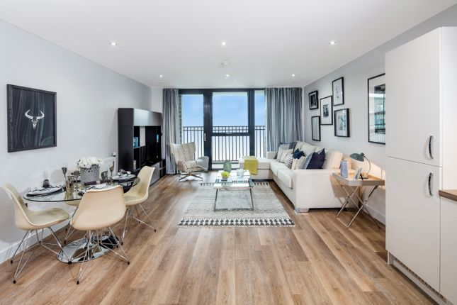 2 bed flat for sale in Nelson Gardens, 191-193 Western Road, Colliers Wood, London