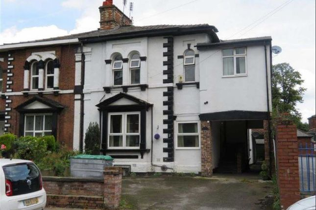 Thumbnail Flat to rent in Belgrave Crescent, Eccles, Manchester
