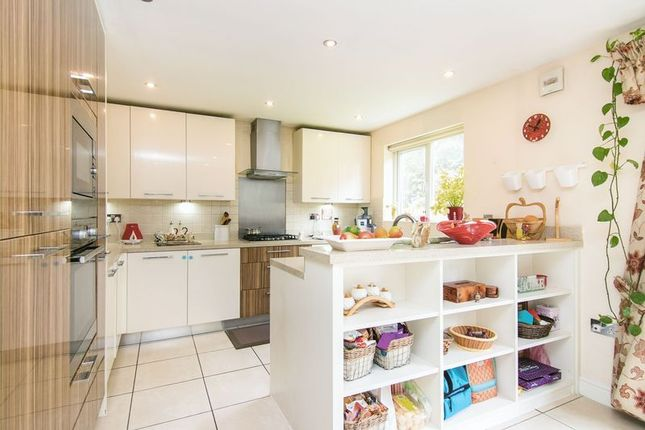 Thumbnail Detached house for sale in Hulme Close, Wirral