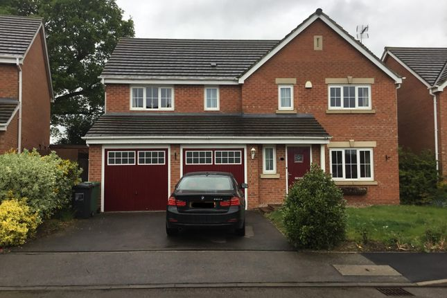 Thumbnail Detached house to rent in Huntingdon Close, Corby