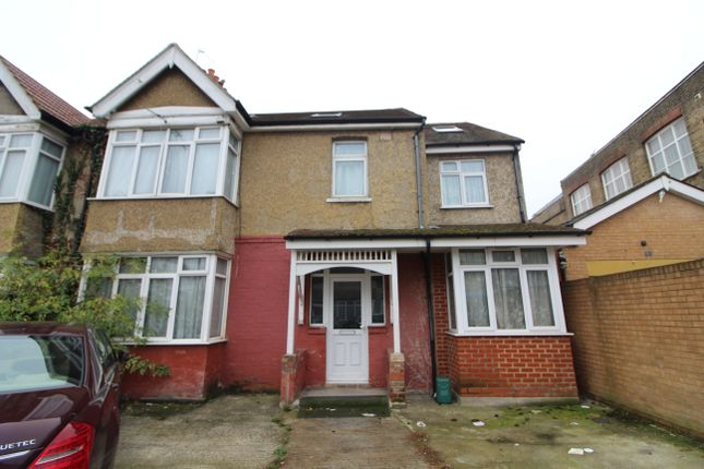 Thumbnail Shared accommodation to rent in St. Georges Avenue, Southall