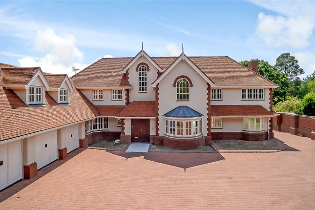 Thumbnail Detached house for sale in East Hanningfield Road, Howe Green, Chelmsford