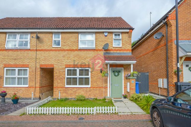 3 bed semi-detached house for sale in Oxclose Park View, Halfway, Sheffield S20