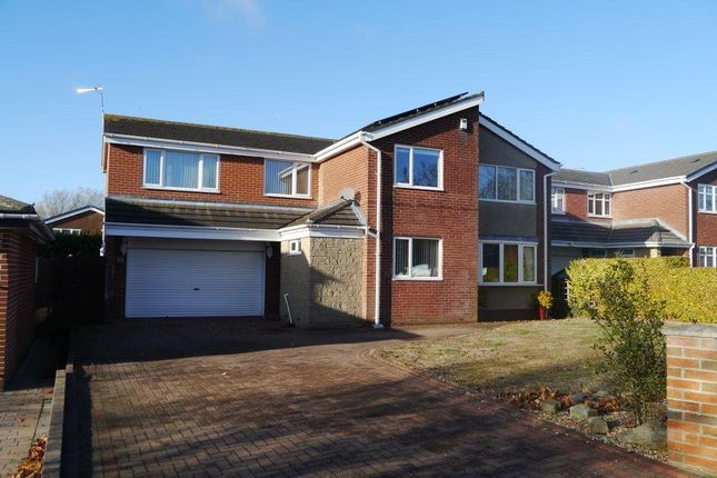 Thumbnail Detached house for sale in Ideal Family House Richmond Way, Barns Park, Cramlington