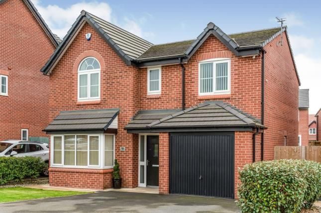 Thumbnail Detached house for sale in Purbeck Road, Kirkby, Liverpool, Merseyside