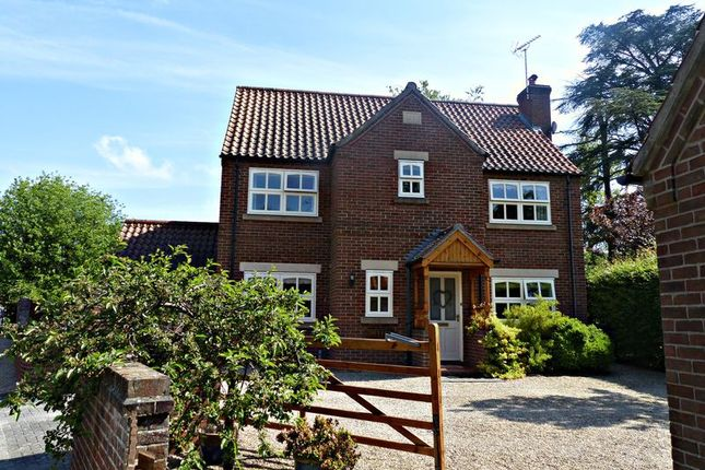 Thumbnail Detached house for sale in Orchard Garth, Waddington, Lincoln