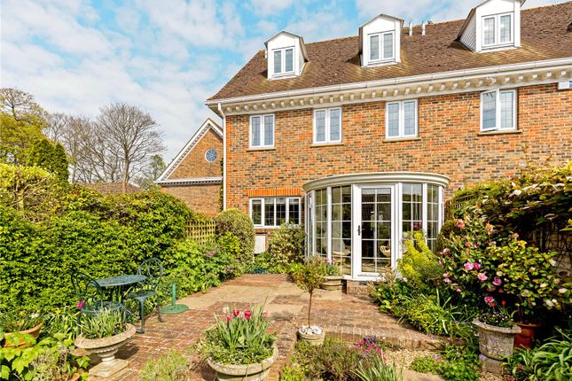 Thumbnail Terraced house for sale in March Square, Chichester, West Sussex