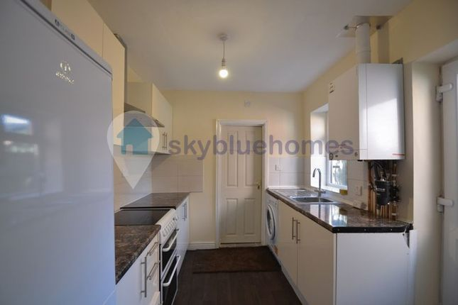Thumbnail Terraced house to rent in Bartholomew Street, Leicester