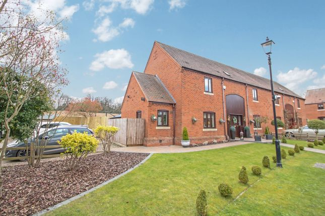 Thumbnail Semi-detached house for sale in Willow Lane, Fillongley, Coventry