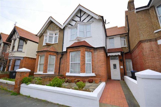 Thumbnail Terraced house for sale in Windsor Avenue, Margate, Kent